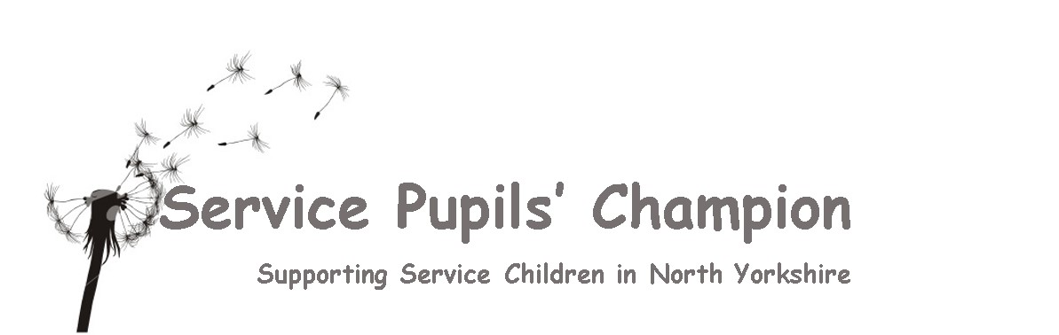 Link to Service Pupil Champions website