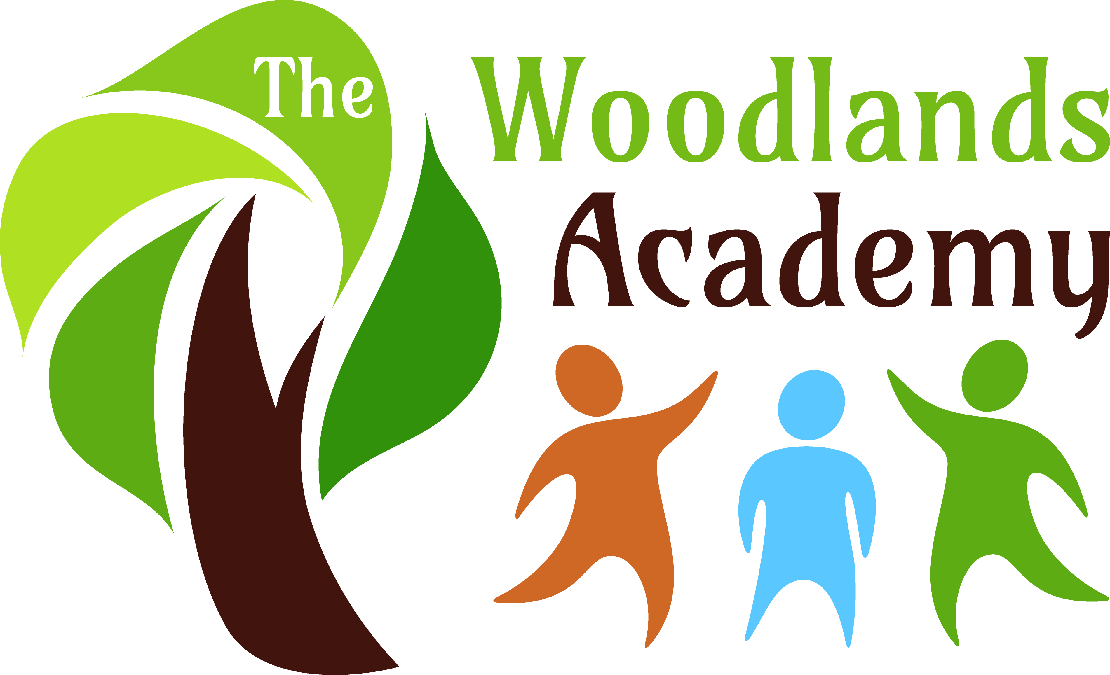 Link to Woodlands Academy website